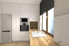 Niekłonice__Edyta Sokół kuchnia Projektowanie Wnętrz